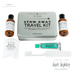 Stow Away Travel Kit Becket Hitch