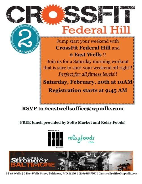 CrossFit Event - Copy