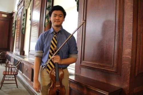 Bryan Huang '18