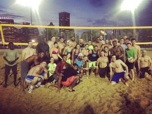 photo via Baltimore Beach Volleyball