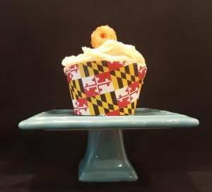 Baltimore's Best Cupcakes creation