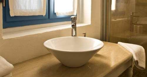 Sink In Bathroom