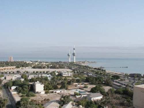 Kuwait City. Photo by Mikael Lindmark.