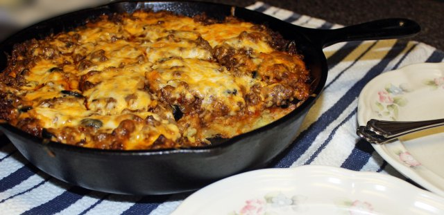 Lip Smacking Good Tamale Pie