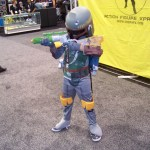 Star Wars Boba Fett Cosplay - WonderCon 2012