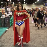 Wonder Woman Cosplay - WonderCon 2012