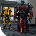 Transformers Cosplay - WonderCon 2012