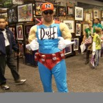 The Simpsons Cosplay - WonderCon 2012