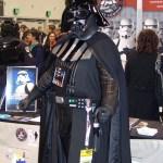 Darth Vader Cosplay - WonderCon 2012