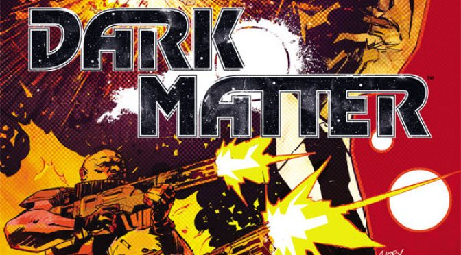 Dark Matter Rebirth 4 of 4