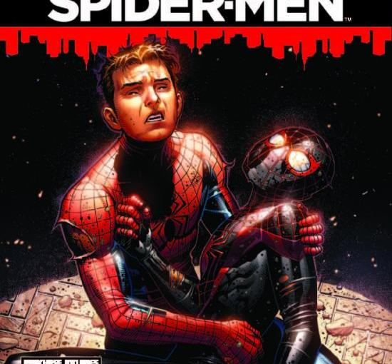 "Review – Spider-Men #4 – ""Peter Parker Goes Home"""