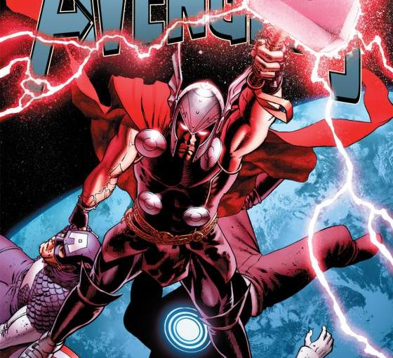 Marvel reveals a first look of Uncanny Avengers #4 (2012)