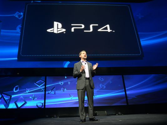 PlayStation 4 Is Officially Announced Along With Future Game Releases At Sony's PlayStation Event