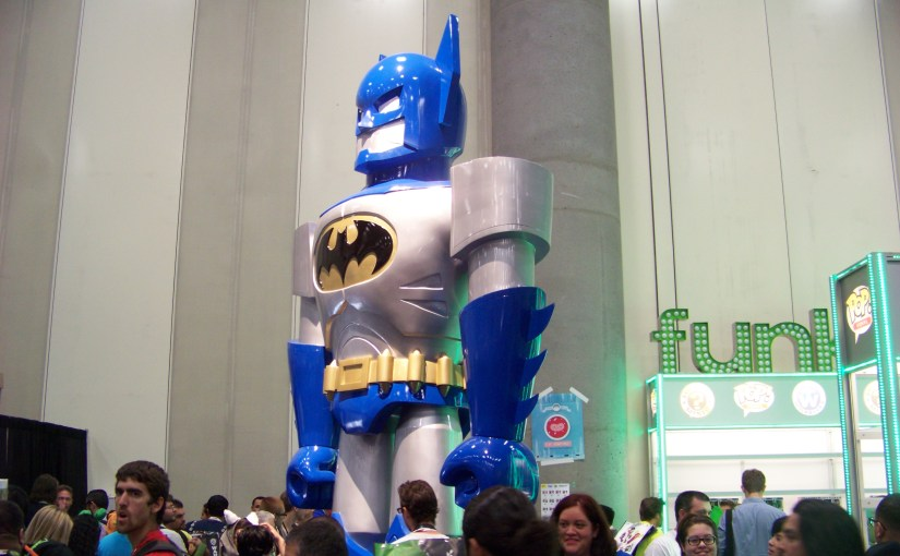 SDCC 2013 – Gallery Wrap-up [Raw]