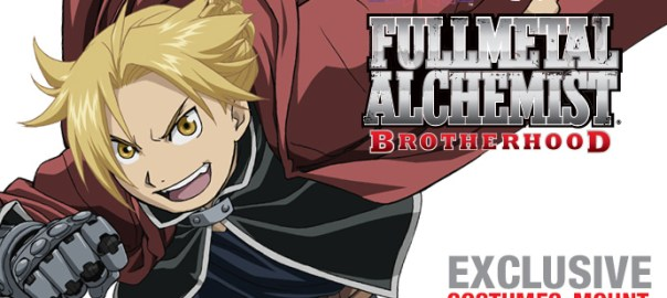 Remnant Knights introduces Full Metal Alchemist items