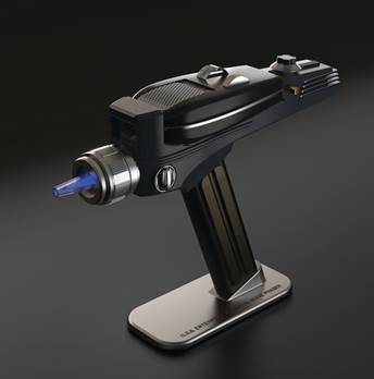 Star Trek Functional Phaser's at SDCC' 14