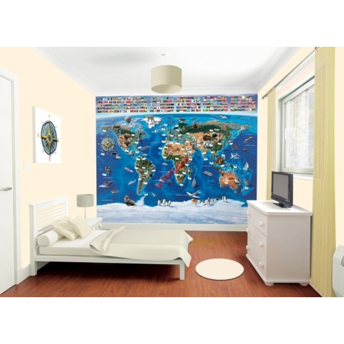 Medium Crop Of 3d Wall Murals