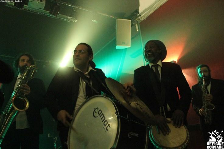 The Underground Romanian Night (TURN) + Bandragola Orkestar live