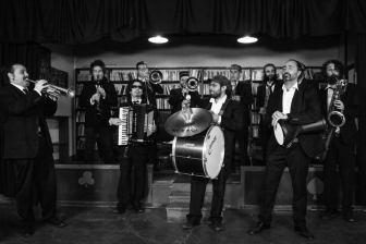 Anatra Zoppa, riprese video 'La Banda'