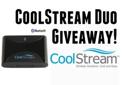 coolstream duo giveaway