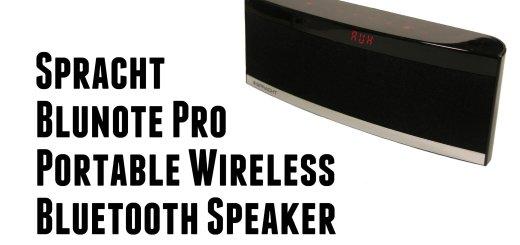 spracht blue note speaker