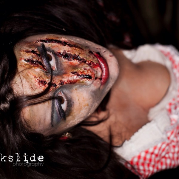 Special FX: Dead Riding Hood - Darkslide Photography