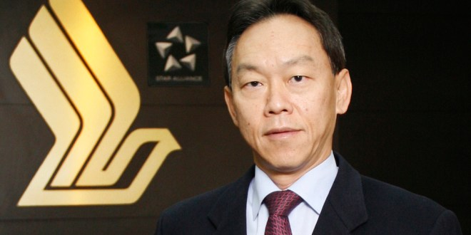 Gian-Ming Toh, General Manager (India), Singapore Airlines.