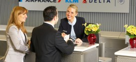 Air France KLM Delta increase economy class baggage allowance