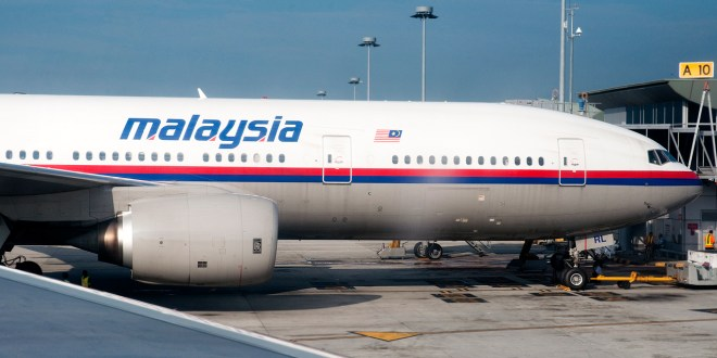 Malaysia Airlines #MH370 Boeing 777-200ER had 2012 accident
