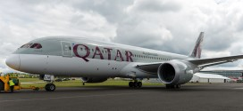 Through the lens: Onboard Qatar Airways' Boeing 787 Dreamliner