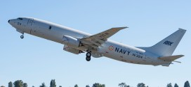 Indian Navy takes delivery of it's fifth Boeing P-8I