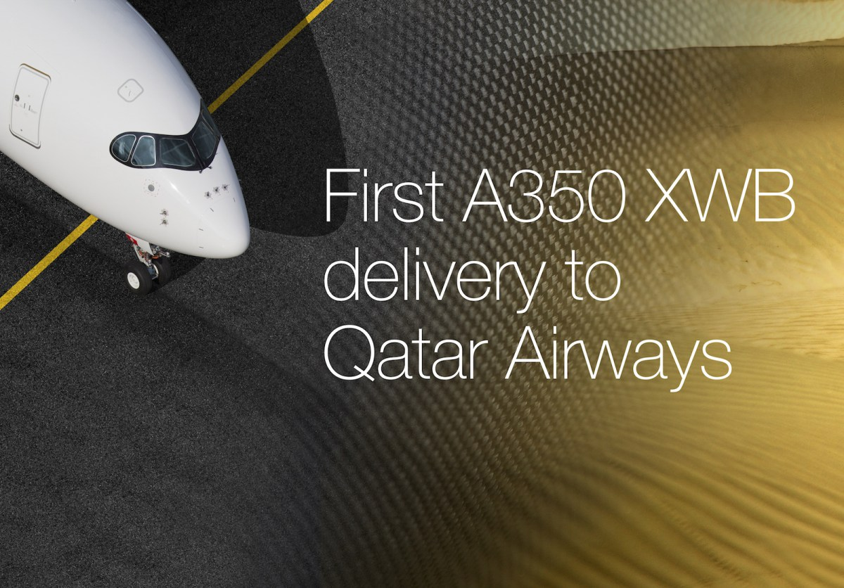 Will they - Won't they? Airbus announces December 22nd for delivery of Qatar's A350
