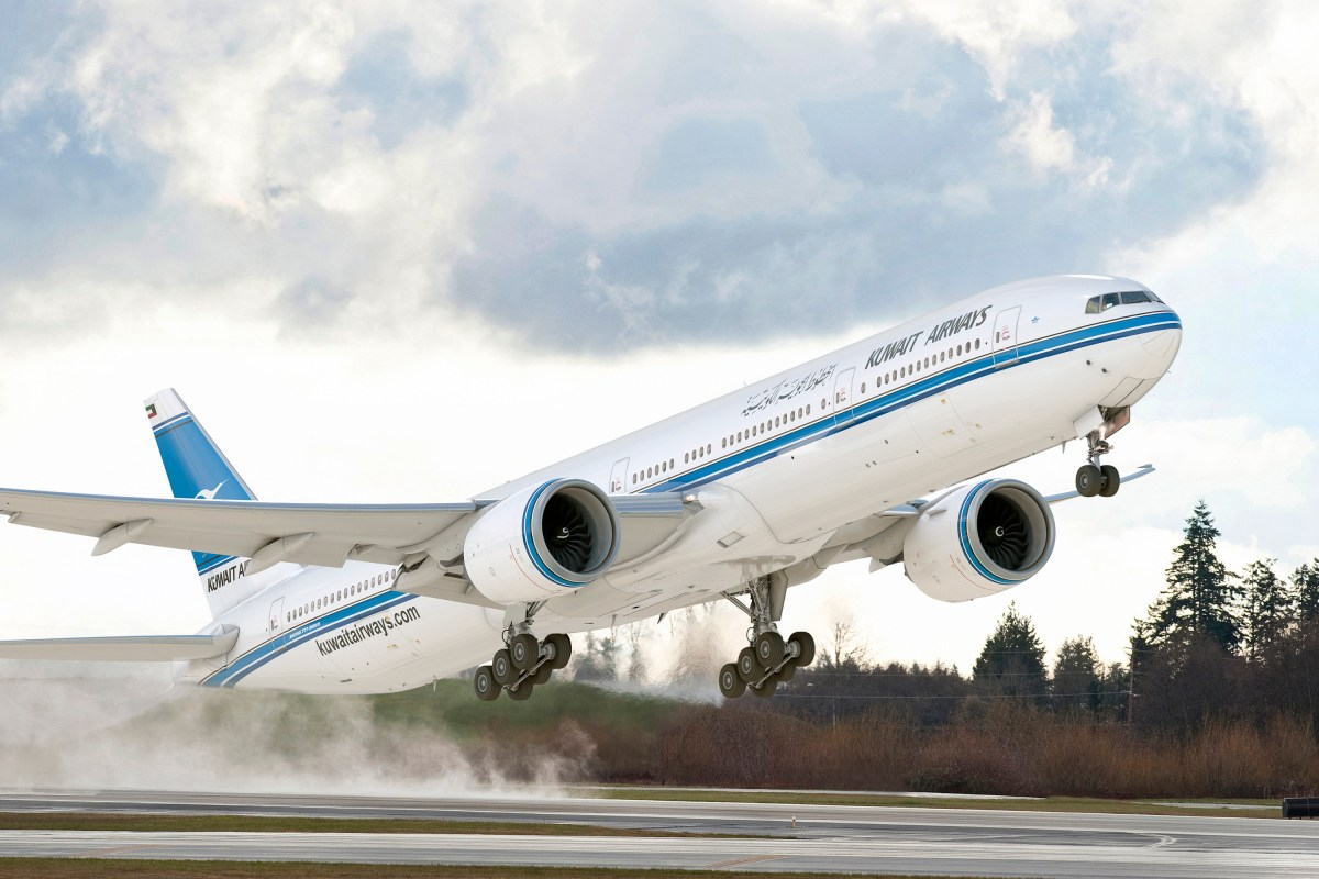 Kuwait Airways orders 10 Boeing 777-300ERs