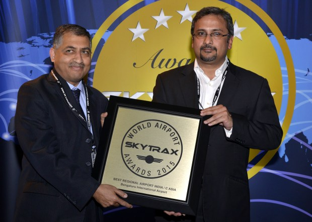 Skytrax World Airport Awards 2011 The Skytrax World Airports
