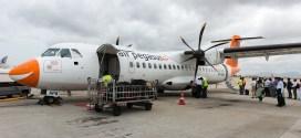 Air Pegasus ATR 72-500 VT-APA.