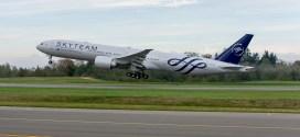 "Garuda Indonesia ""SkyTeam livery"" Boeing 777-300ER PK-GII."