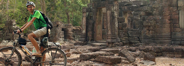 Angkor Temples, Siem Reap, Combodia