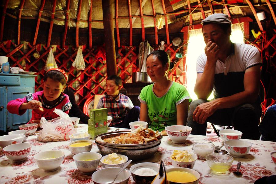 Trek au Kirghizstan : découverte de la vie de nomade