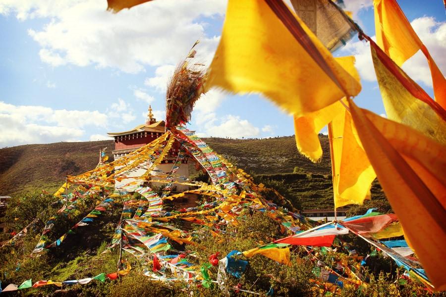 Traversée du Tibet à vélo
