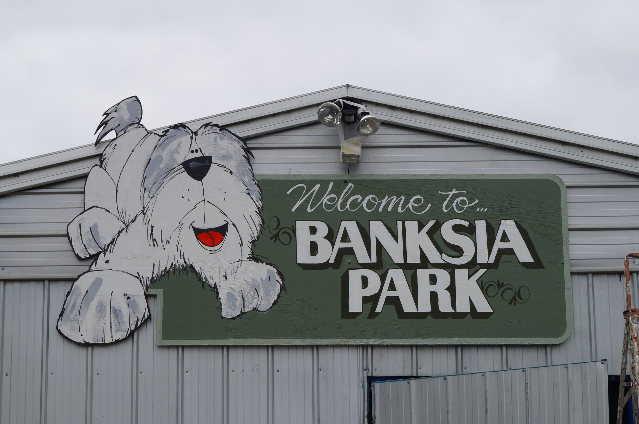 Banksia Park Puppies Nursery