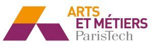 Logo Arts et Métiers sur fond blanc HD