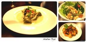 Atelier Thai - Réalisations