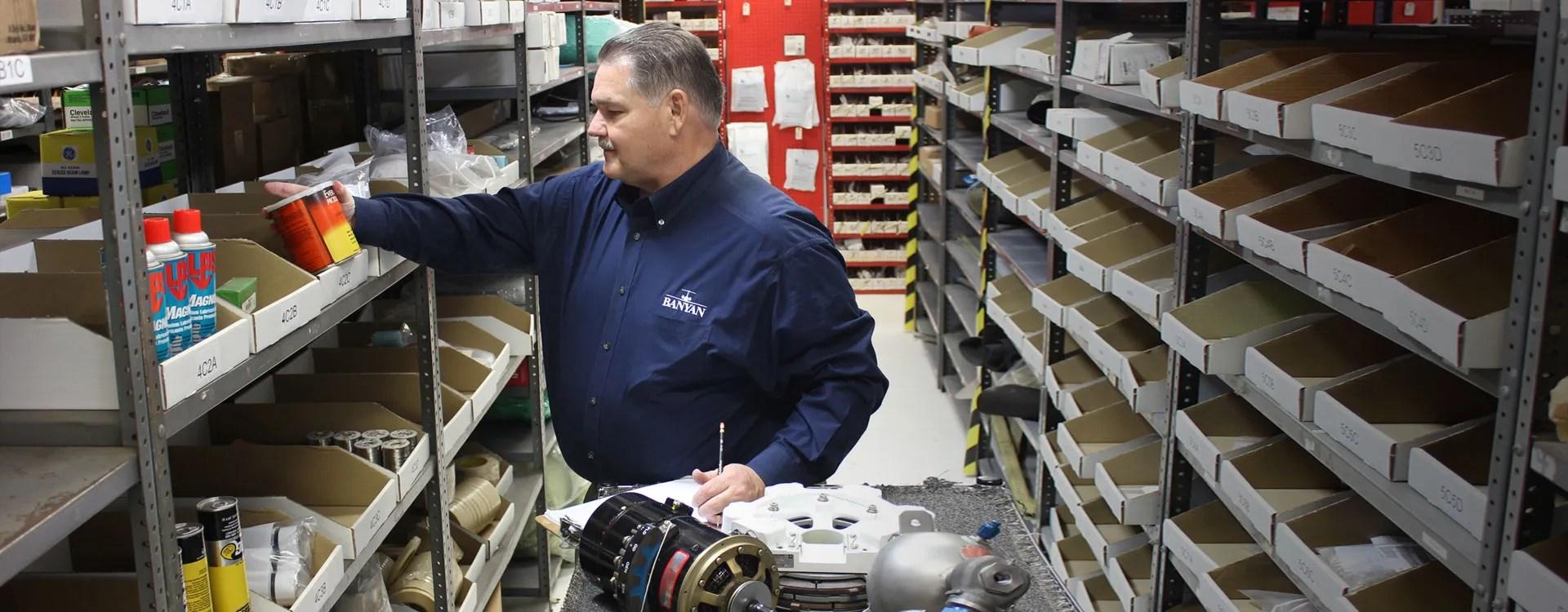 Aircraft Parts Solutions