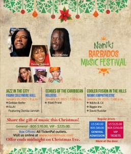 Naniki Caribbean Poster