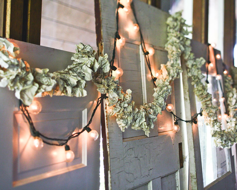 Vintage Door Wedding Backdrops