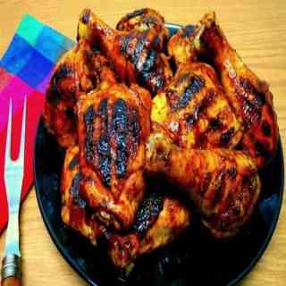 Memphis style chicken