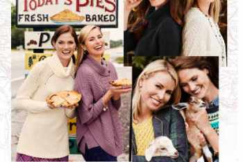 Talbots · Two for the Road Sweepstakes 10/11