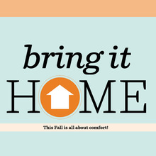 HGTV Magazine · Bring It Home October ends 10/12
