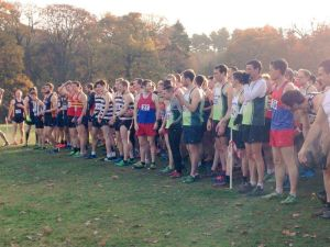 Met League – Trent Park – 14 January 2017