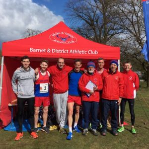 National 12 Stage Relays – A band of brothers